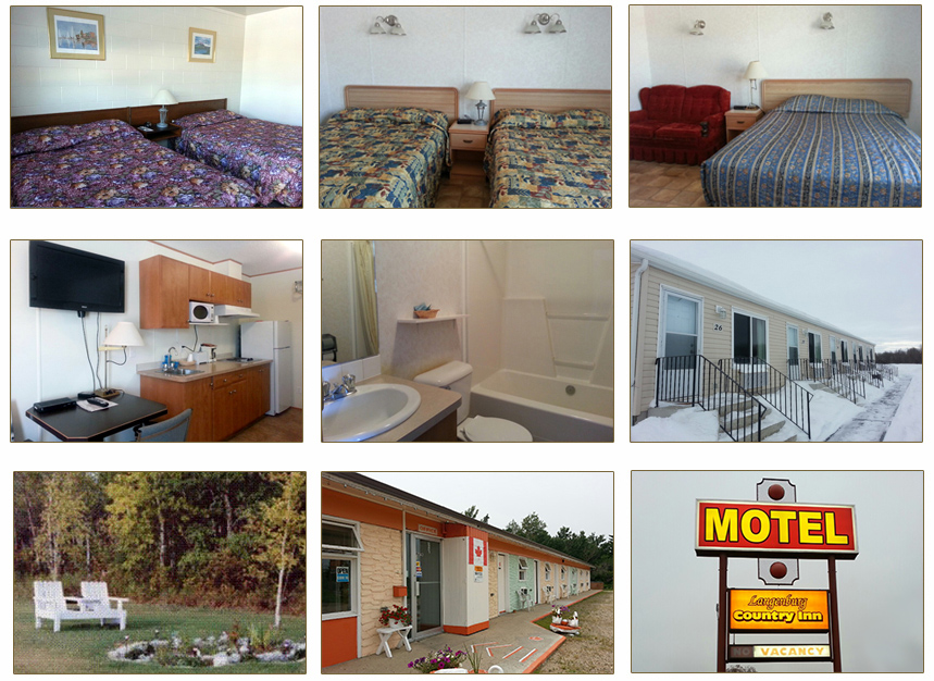 Langenburg Country Inn Motel Rooms Photo Gallery